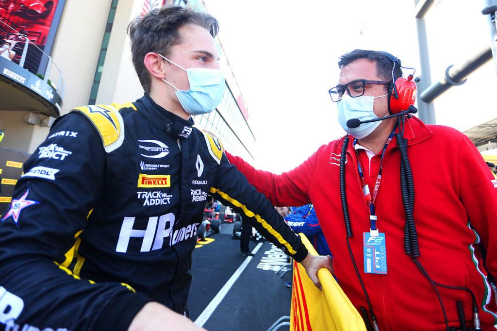 FIA F2 | Primo annuncio per il 2021: il campione della Formula 3 Piastri al via con Prema