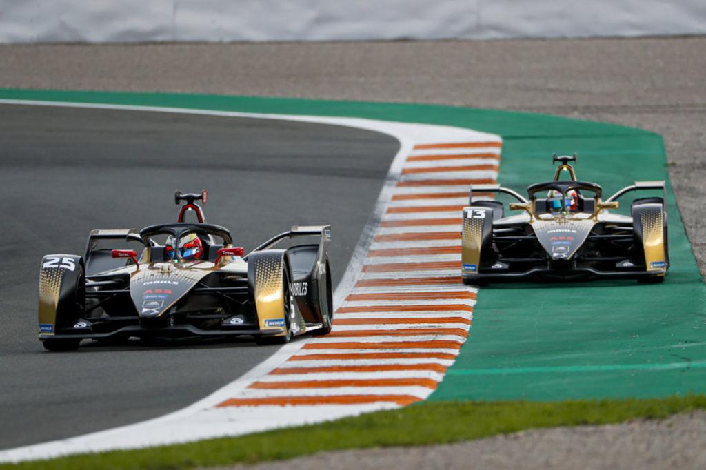 Formula E | Incoraggianti i test collettivi per DS Techeetah a Valencia