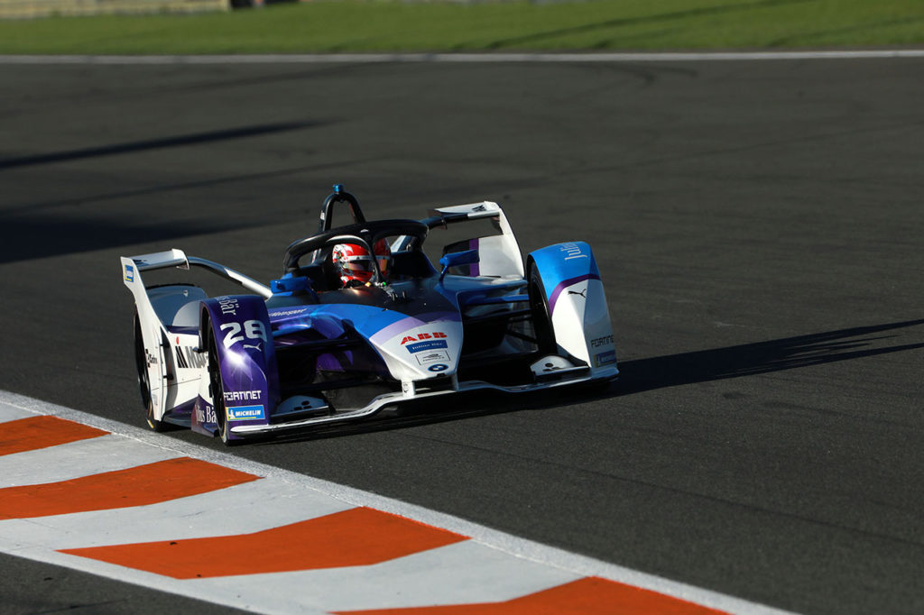Formula E | Test Valencia, Giorno 3: Guenther chiude davanti a tutti con BMW