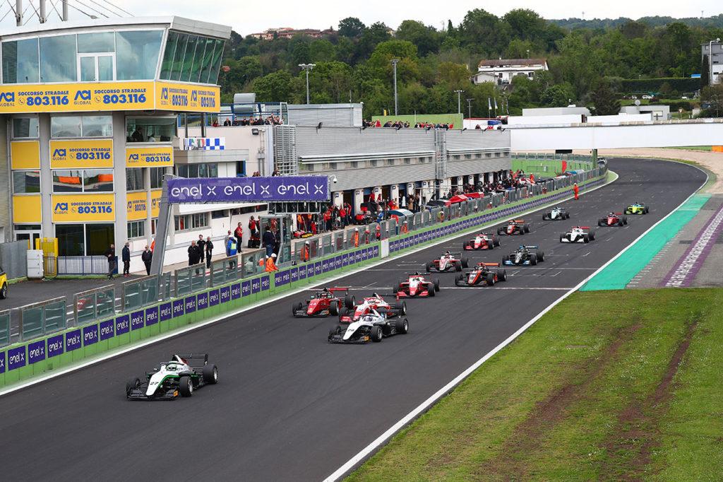 Formula Regional | Vallelunga 2020: anteprima e orari del weekend