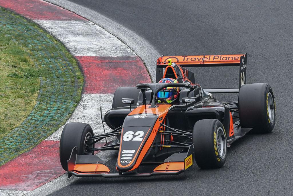 Formula Regional | Vallelunga, Gara 1: prima vittoria di Hauger, spreca Rasmussen