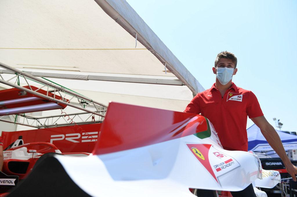 Formula 3, Arthur Leclerc con il Team Prema nel 2021