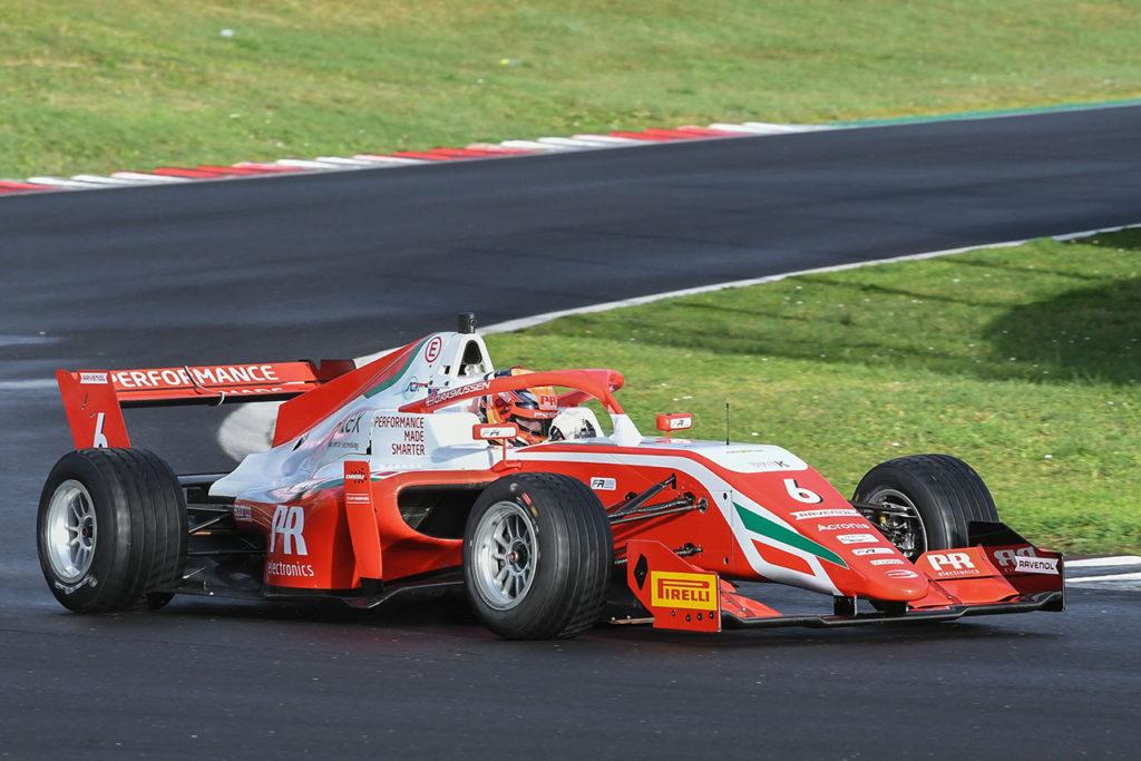 Formula Regional | Vallelunga, Qualifiche: Rasmussen ingordo, problemi per Leclerc