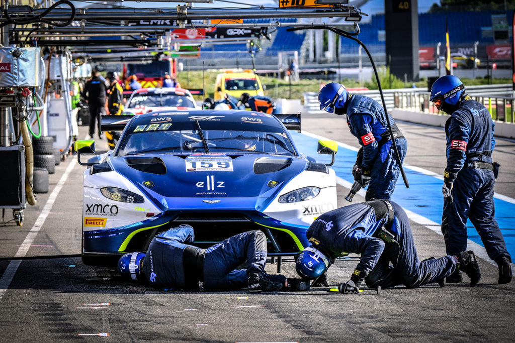 GTWC Europe | Garage 59 apre la possibilità alla Sprint Cup nel 2021 con una Aston Martin