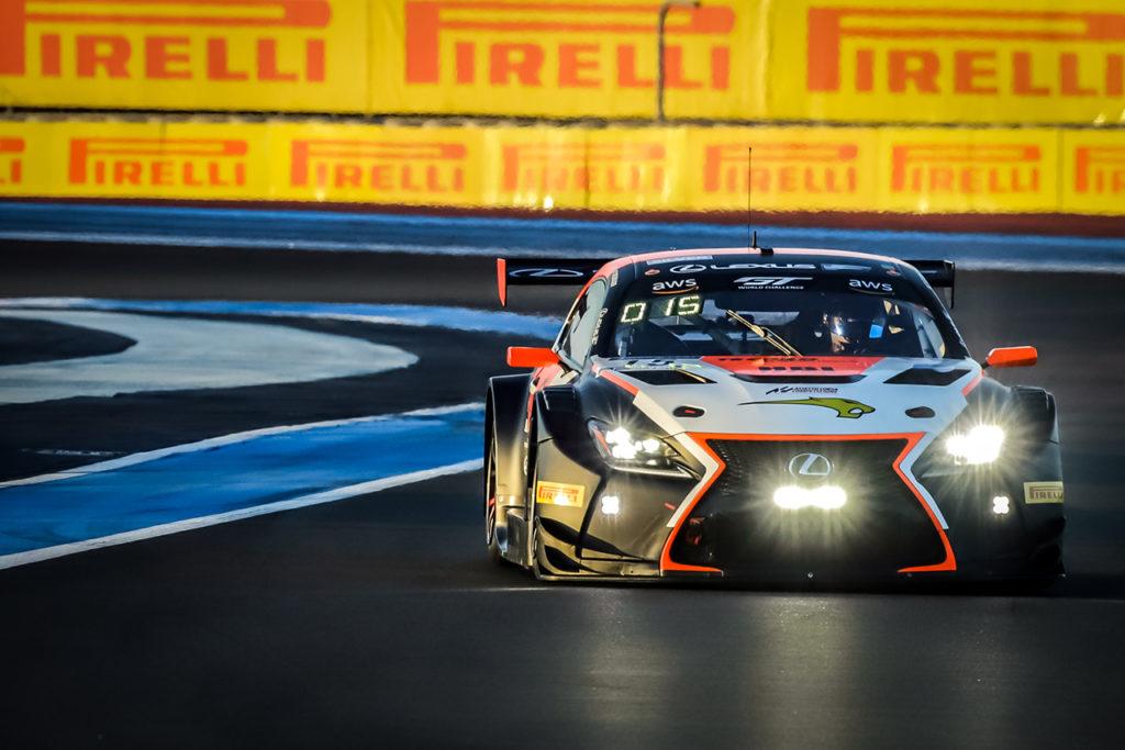GTWC Europe | Lexus termina il supporto ai programmi sportivi europei
