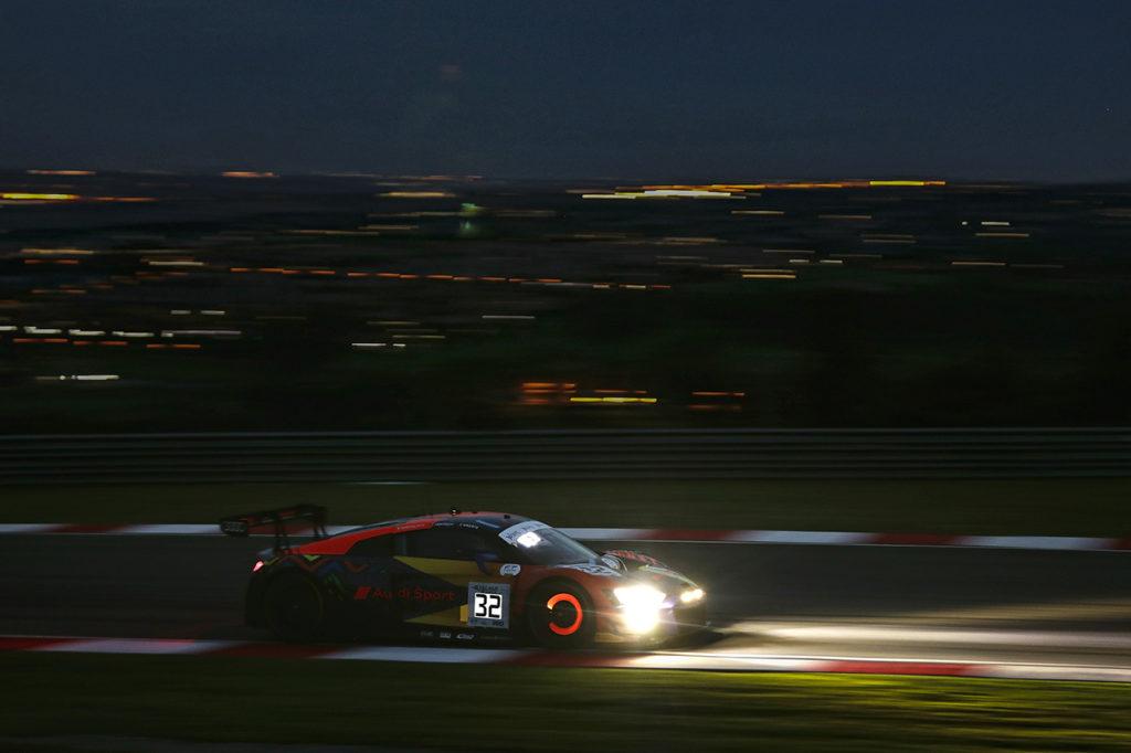 IGTC | Audi centra il 2° posto nella 9 Ore di Kyalami con Bortolotti-Vervisch-Weerts