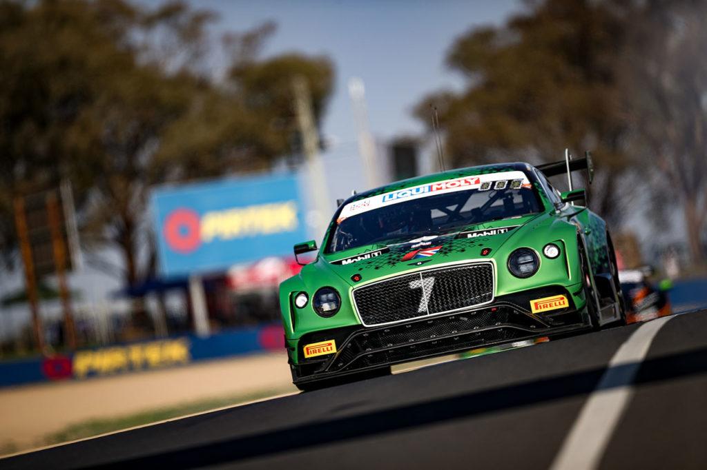 IGTC | M-Sport ritorna con due Bentley alla prossima 9 Ore di Kyalami
