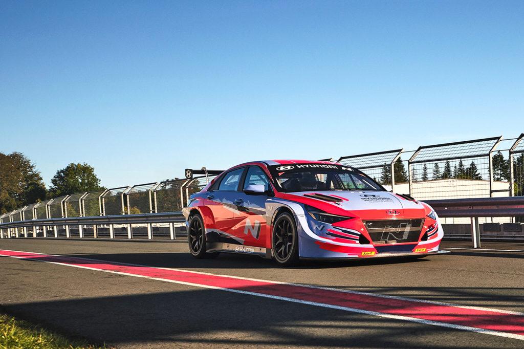 Michelin Pilot Challenge | Bryan Heart Autosport al via con due nuove Hyundai Elantra N TCR nel 2021