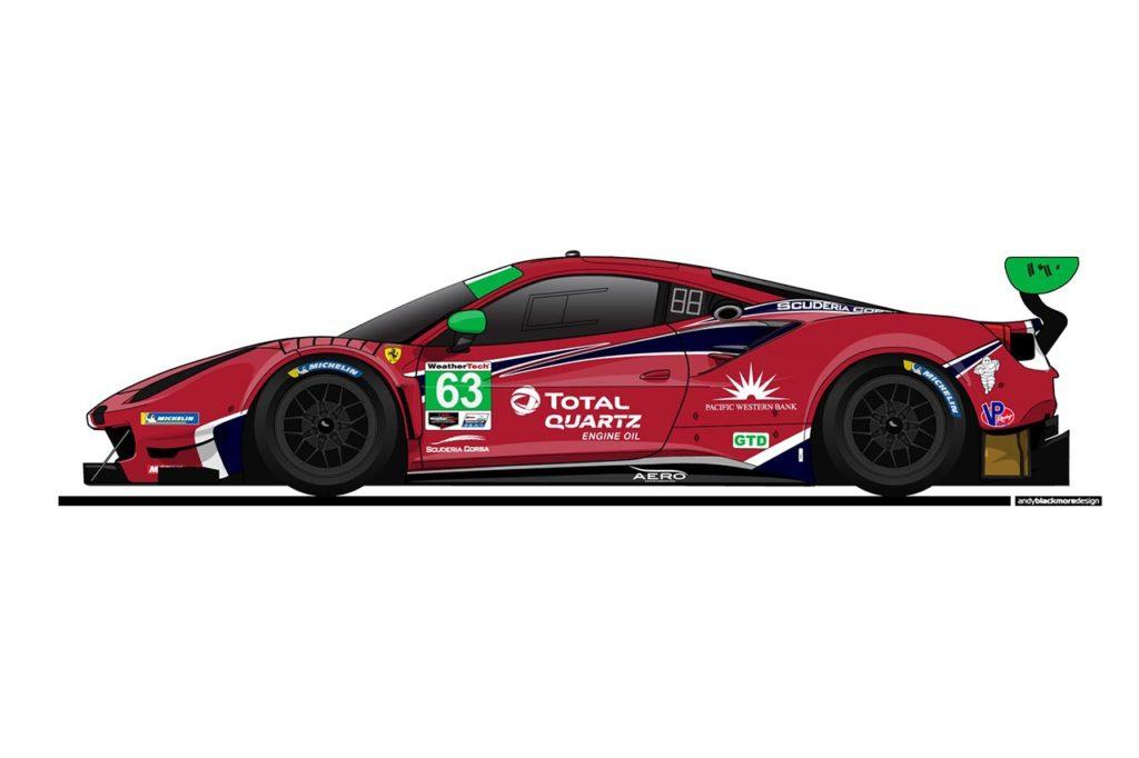 IMSA | Briscoe si unisce alla Ferrari di Scuderia Corsa per la 24 Ore di Daytona