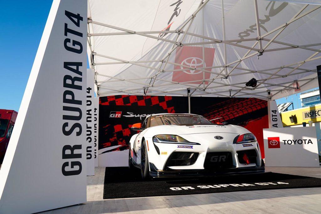 Michelin Pilot Challenge   Arriva anche la Toyota GR Supra GT4 nella stagione 2021