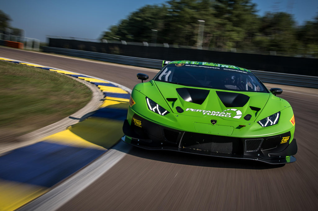 GTWC Europe | Lamborghini annuncia i piloti ufficiali 2021, ritorna anche Bortolotti