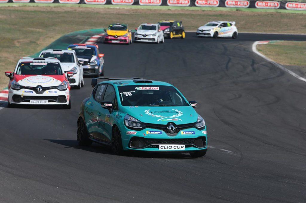 Clio Cup Italia | Anche le vetture Renault protagoniste del Supercorso Federale ACI Sport