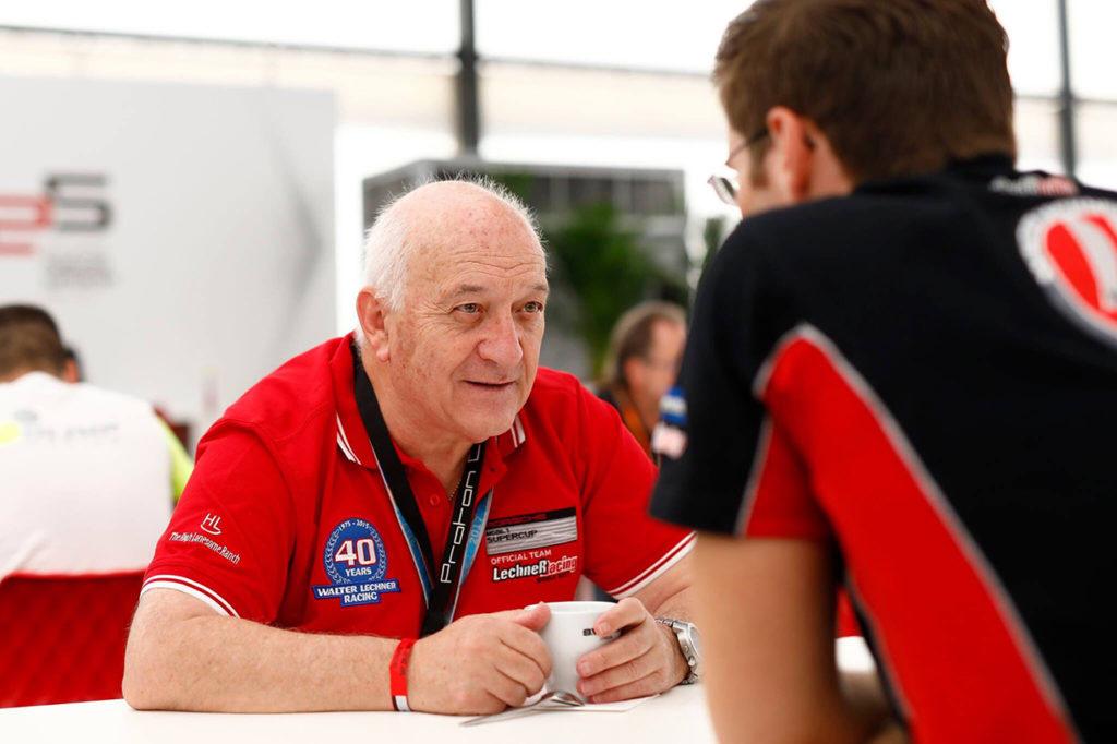 IGTC | Ci lascia Walter Lechner, storico pilastro di Porsche con il proprio team