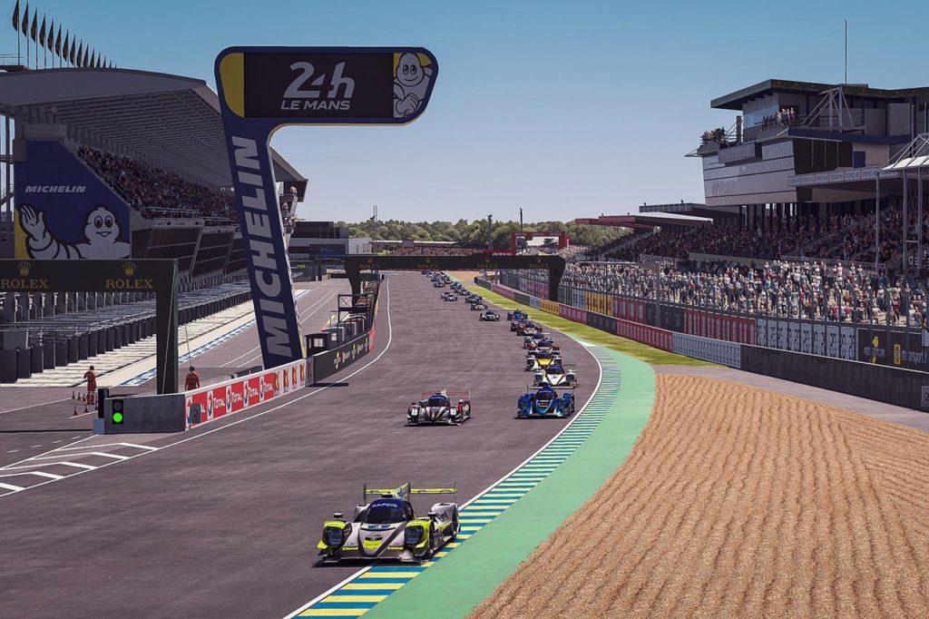 WEC   La 24 Ore di Le Mans virtuale votata come uno dei migliori eventi online del 2020