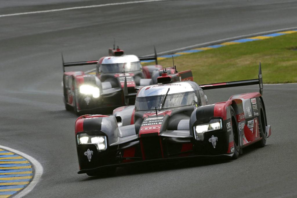 IMSA e WEC | Supporto ufficiale di Audi anche ai team clienti per la nuova LMDh