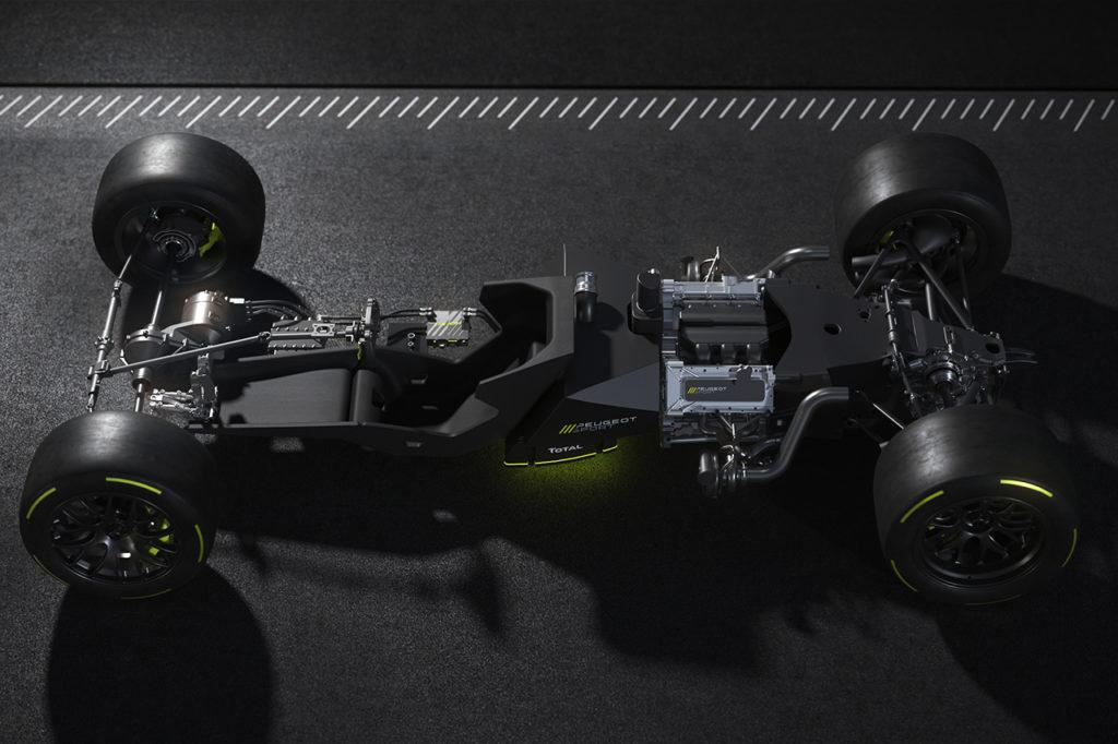 WEC | Peugeot svela la powertrain per la nuova Le Mans Hypercar [VIDEO]