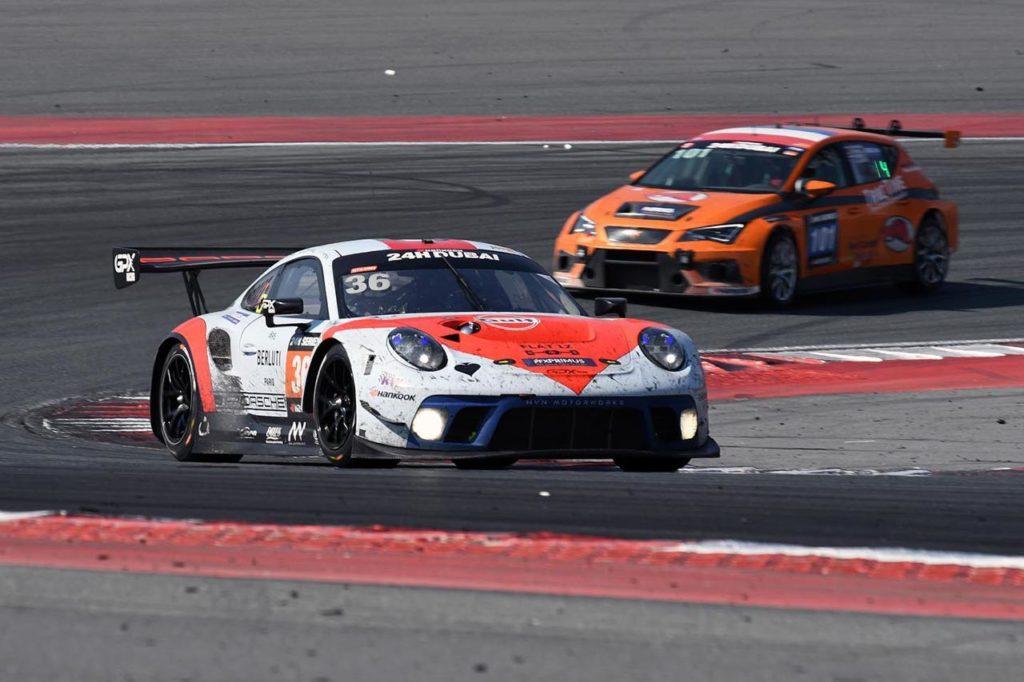 24H Series | 24 Ore di Dubai, Gara: prima vittoria di GPX Racing con Porsche