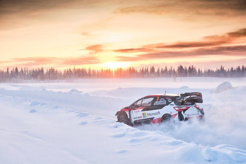 WRC | Ufficiale: entra nel calendario 2021 l'Arctic Rally Finland. Estonia confermata anche nel 2022