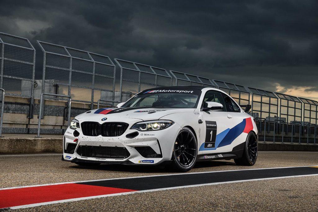 Nasce la BMW M2 CS Racing Cup Italy, a caccia di nuovi giovani talenti