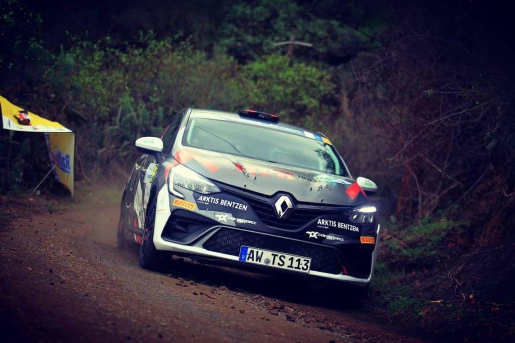 ERC | Debutta nell'Europeo Rally 2021 il nuovo campionato Clio Trophy, dedicato alla Renault Clio Rally5