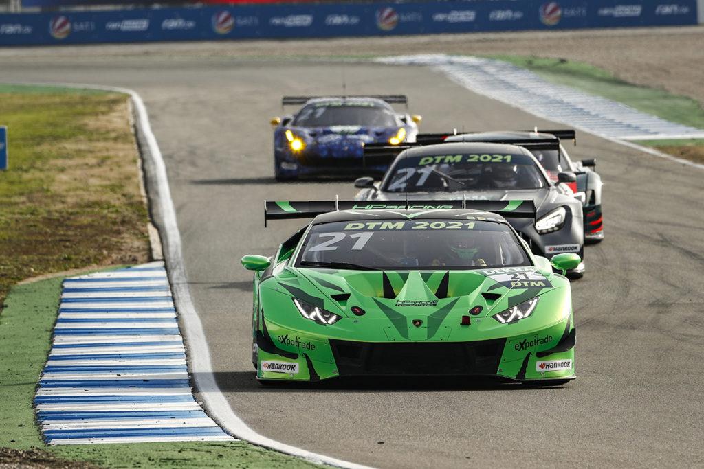 DTM | Hockenheim e Lausitzring ospiteranno i test collettivi del DTM