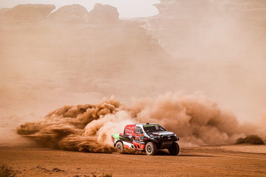 Dakar | Tappa 10 Auto: bis per Al Rajhi, ma Peterhansel blinda la sua corsa per la vittoria finale