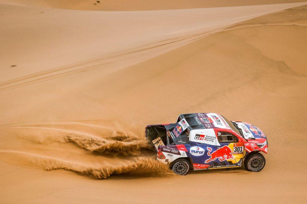 Dakar | Tappa 11 Auto, SSV e Camion: Al Attiyah vince ancora ma Peterhansel ipoteca il titolo