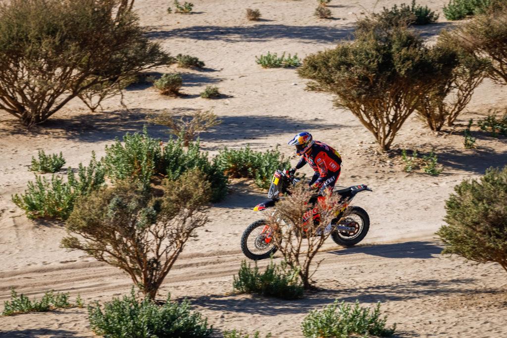 Dakar | Moto 2021, Tappa 1: Price inizia subito al meglio, cosa che non si può dire di Brabec