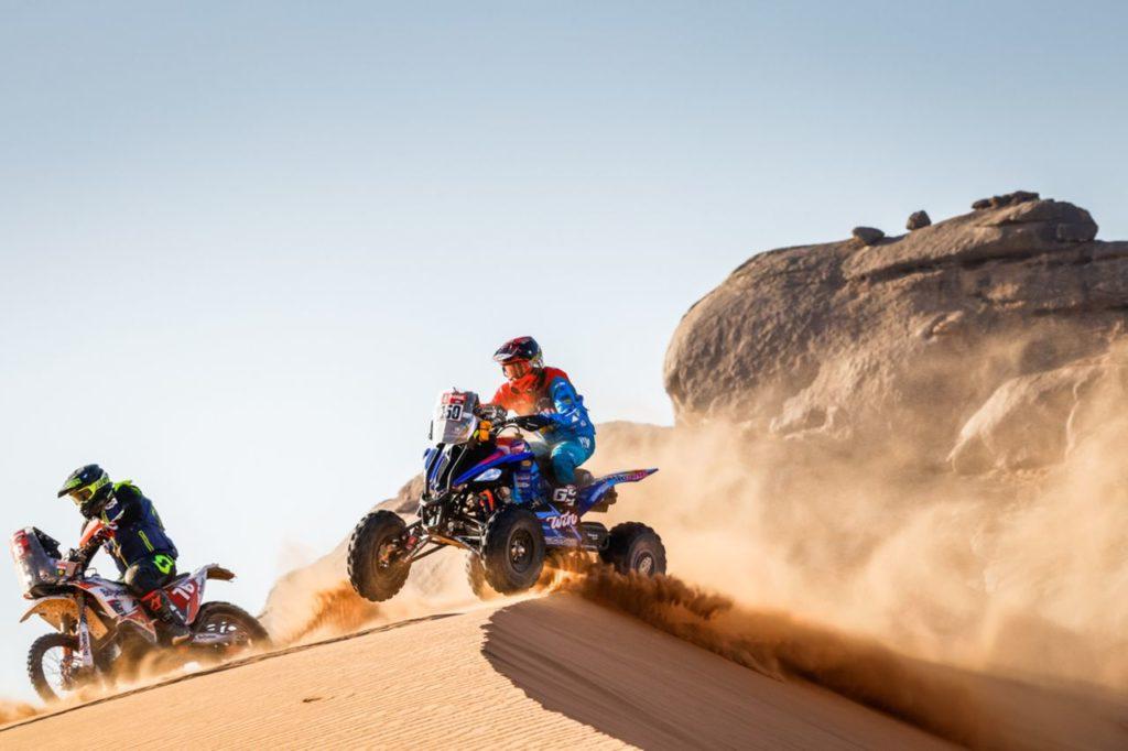 Dakar | Tappa 3 SSV, Quad e Camion: Chaleco Lopez sempre più leader, prima vittoria per Cavigliasso