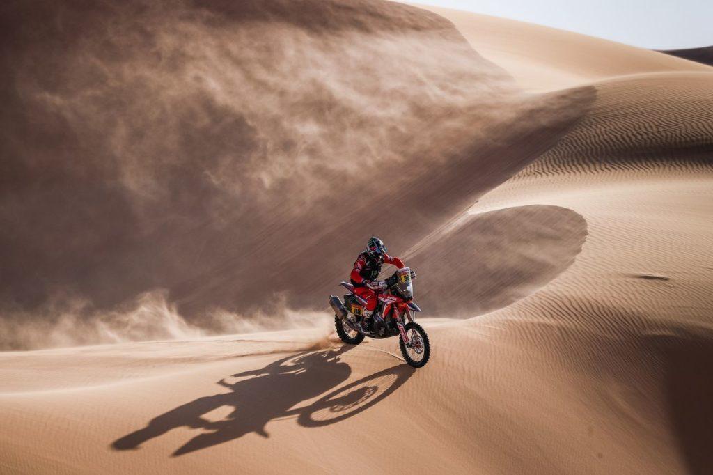 Dakar | Tappa 4 Moto: il turno di Barreda nell'alternanza perfetta tra Honda e KTM