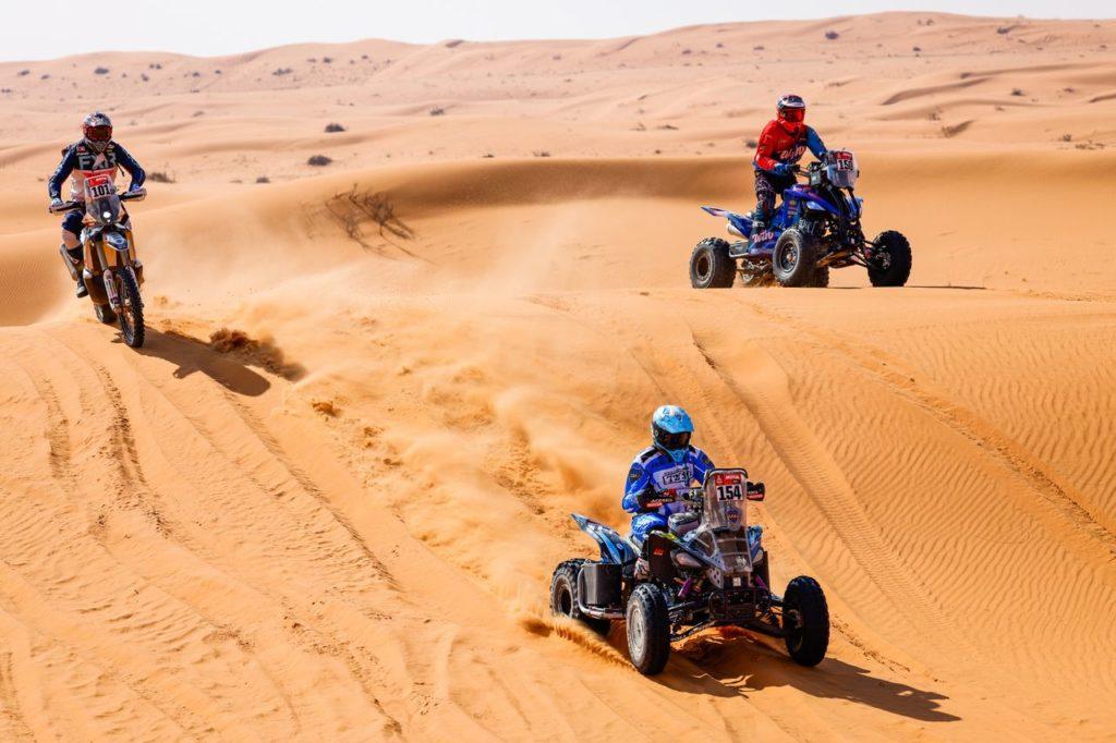 Dakar | Tappa 6 SSV, Quad e Camion: Seth Quintero stupisce ancora, Cavigliasso sempre più leader, supremazia Kamaz