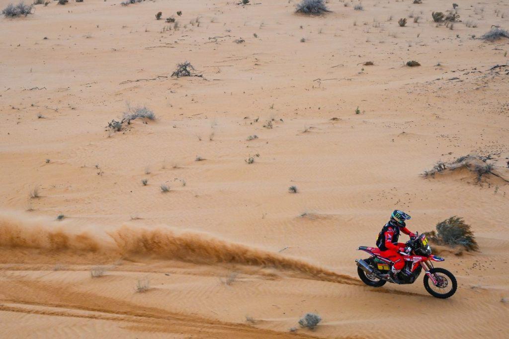 Dakar | Tappa 7 Moto: Brabec ritrova la sensazione della vittoria. Classifica ancora aperta