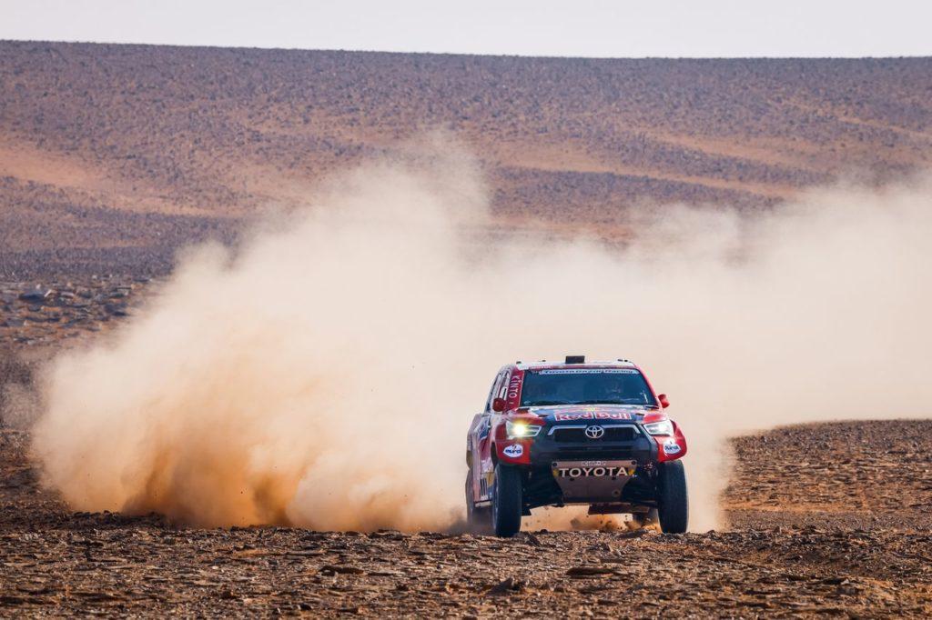 Dakar | Tappa 8 Auto, SSV e Camion: Al Attiyah ne vince un'altra ed insidia Peterhansel in classifica