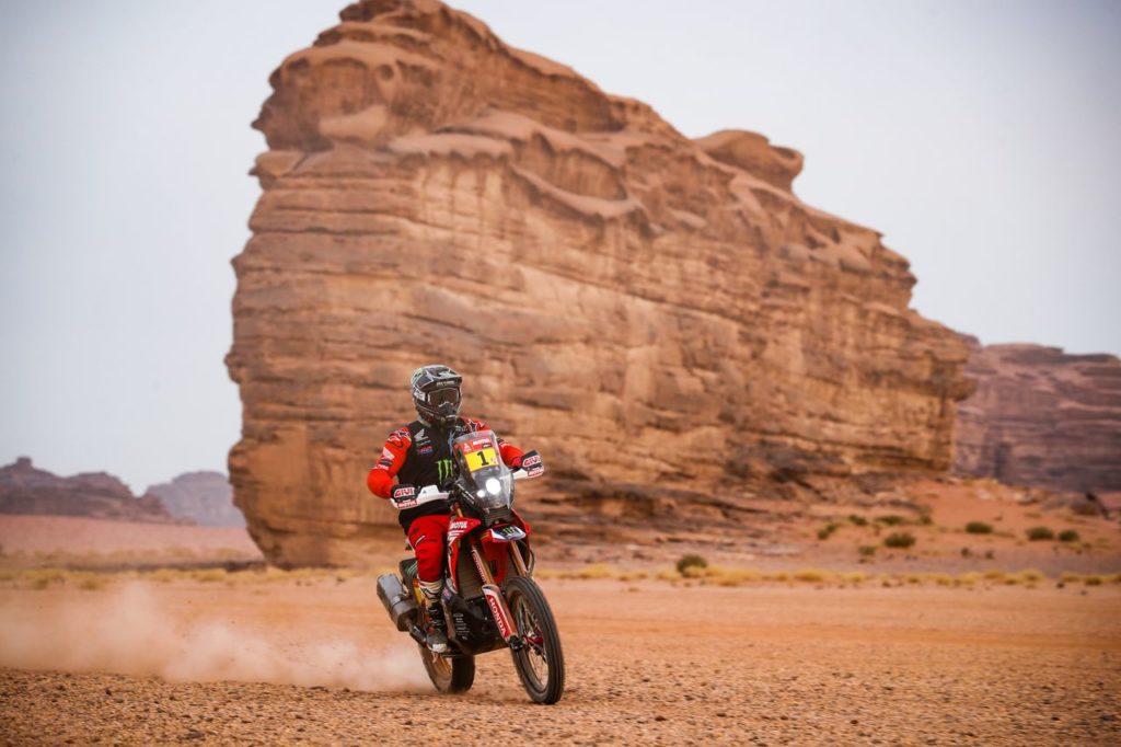 Dakar | Tappa 10 Moto e Quad: ancora Brabec, si ritira Cornejo e cambia di nuovo la leadership di classifica (favorevole ad Honda)