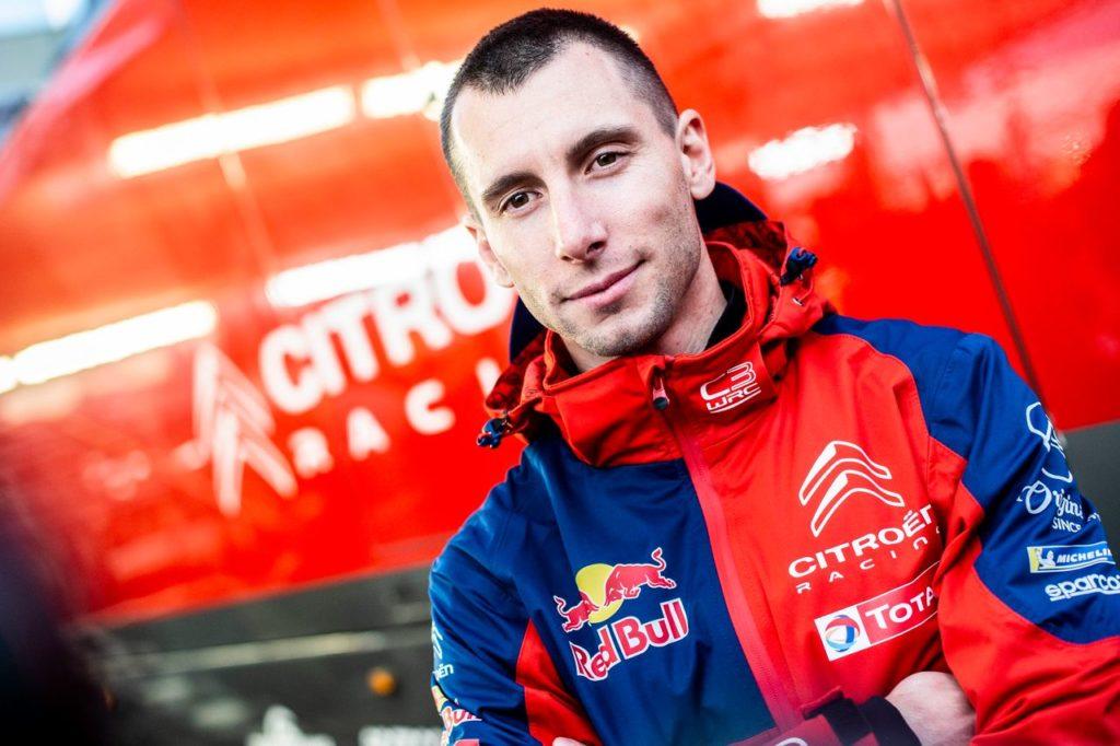 WRC | Eric Camilli entra nella famiglia di Easywrite, che debutta nel Mondiale Rally