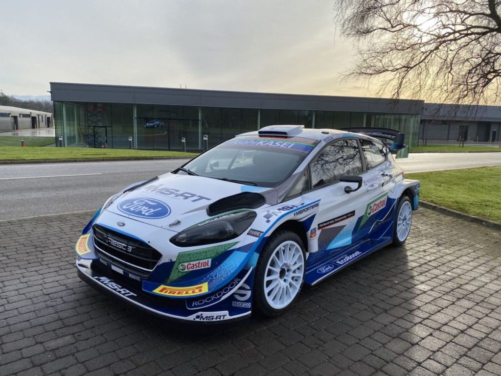 WRC | M-Sport Ford più forte delle difficoltà: tre Fiesta al Rallye Monte Carlo