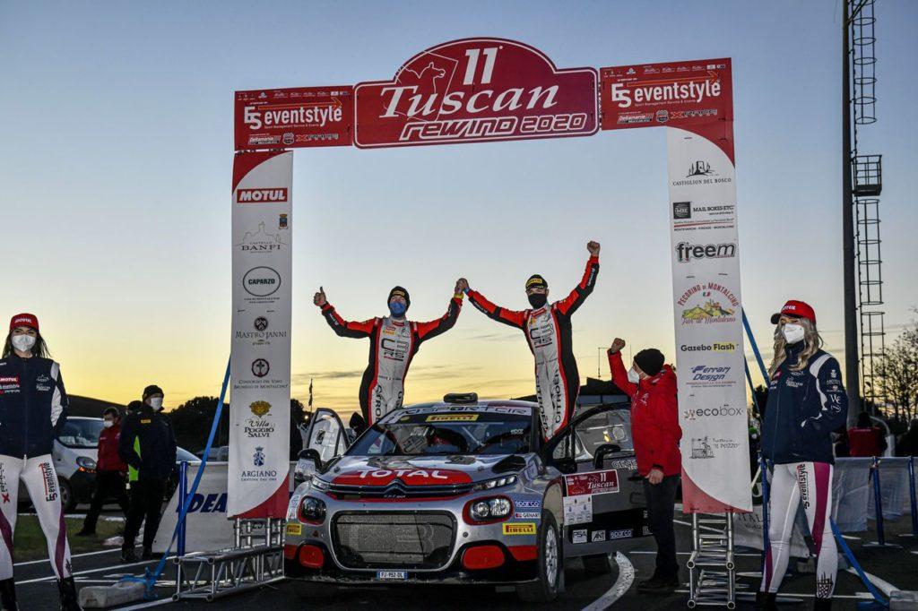 ACI Sport ritocca al rialzo i montepremi serie italiane rally 2021: assegno più pesante per il vincitore del CIR