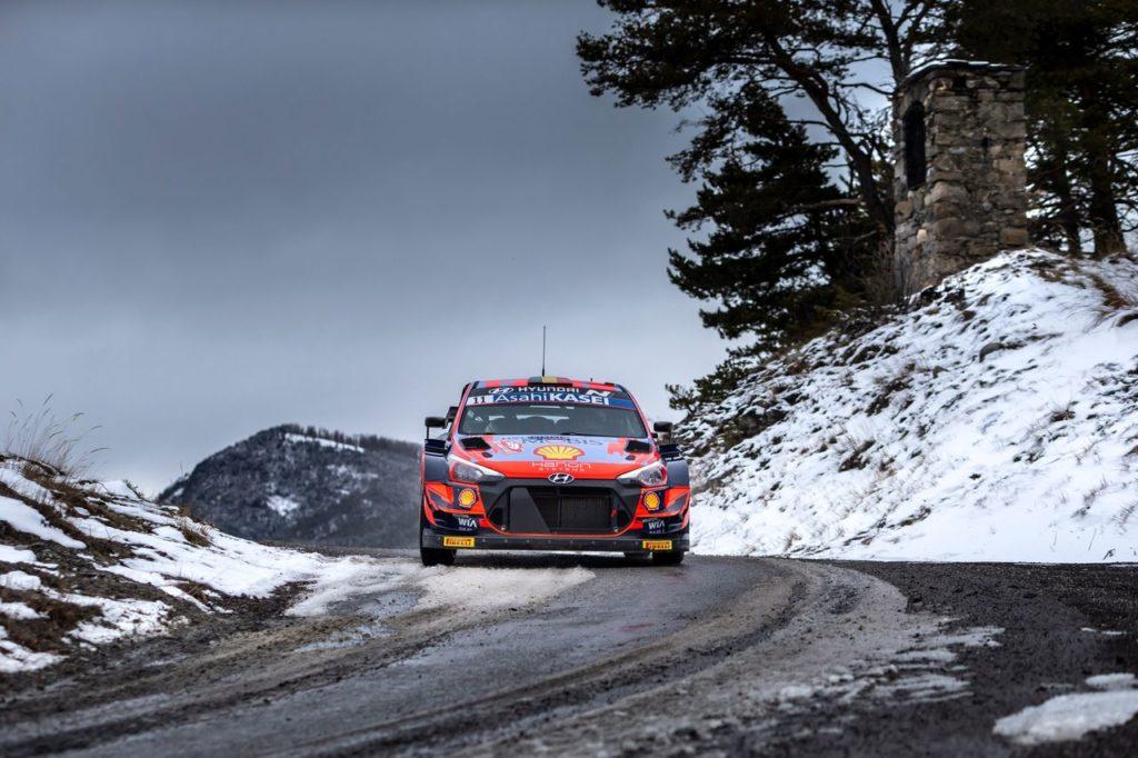 WRC | L'inverno del nostro scontento: i patimenti di Hyundai al Rallye Monte Carlo 2021