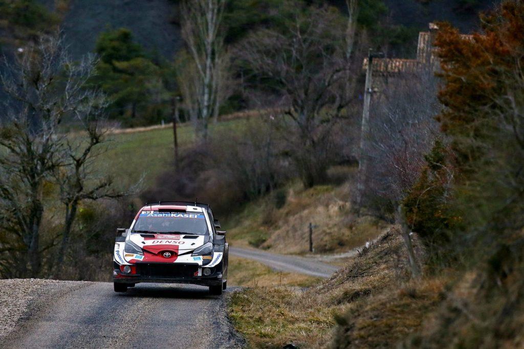 WRC | Rallye Monte Carlo 2021: Ogier fora e perde la leadership, ora in mano ad Evans. Incidente per Loubet [VIDEO]