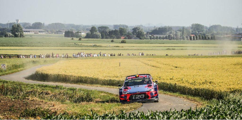 WRC | Il nuovo calendario 2021: fuori il Rally GB, entra il Belgio con Ypres