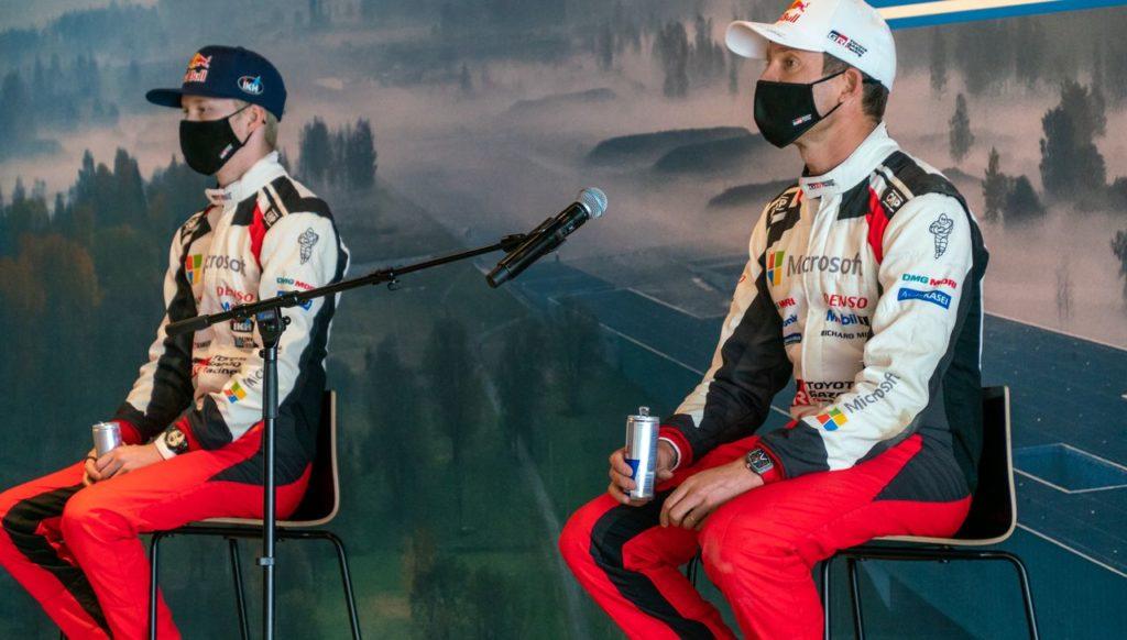 WRC | Ogier ritiene che Rovanpera possa essere uno dei favoriti per il titolo 2021