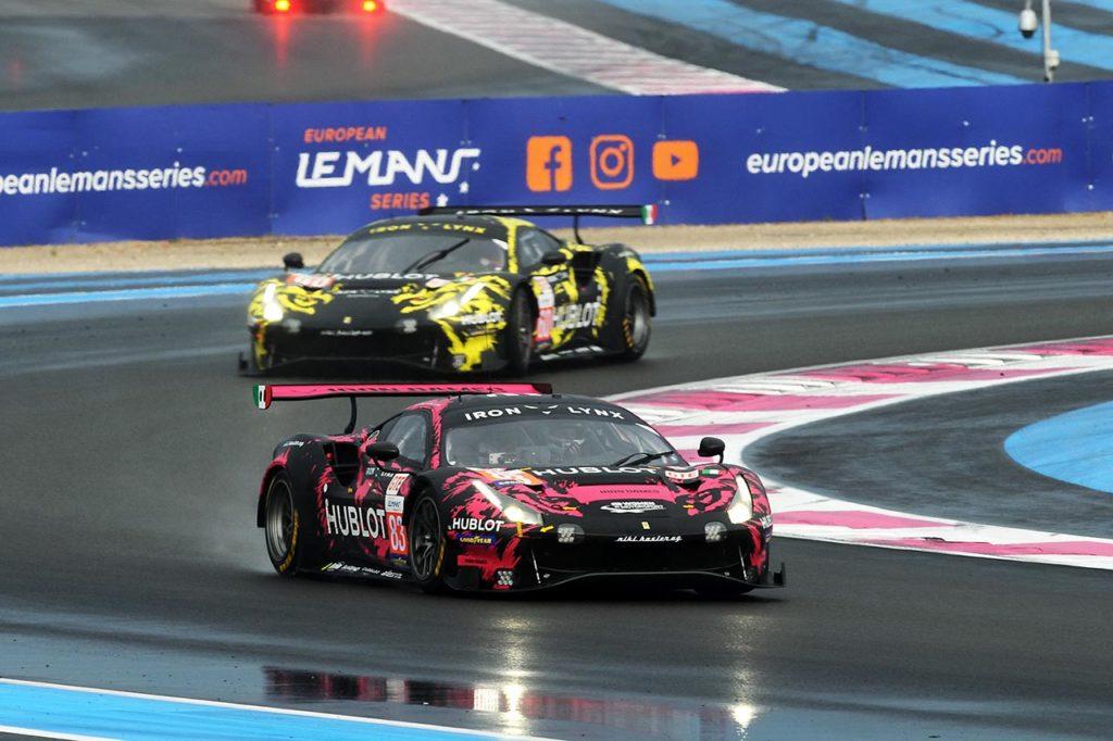 WEC | Iron Lynx al debutto con due Ferrari (e anche con le Iron Dames)