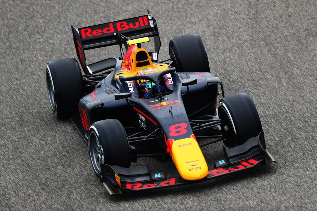 FIA F2 | Red Bull schiera i propri piloti: Lawson-Vips con Hitech GP, Daruvala con Carlin