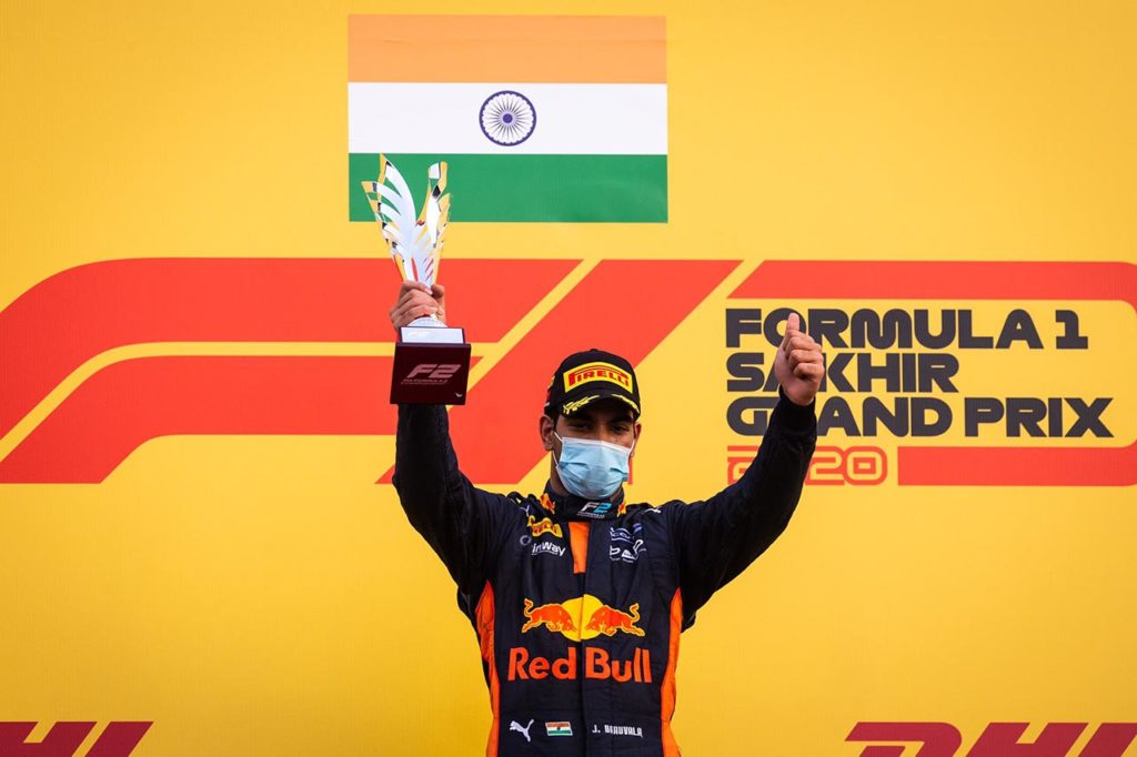 FIA F2 | Daruvala al via della F3 Asia con Mumbai Falcons by Prema