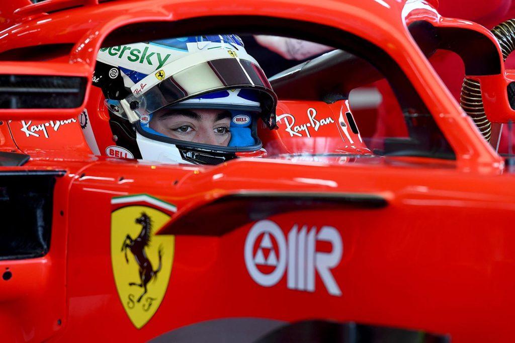 FIA F2 | Giuliano Alesi lascia il campionato e la Ferrari Driver Academy