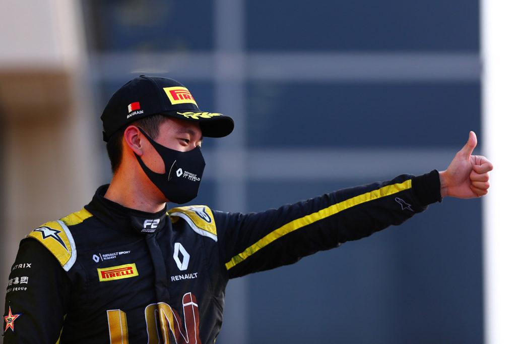 FIA F2 | Prema accoglie anche Zhou nella Formula 3 asiatica