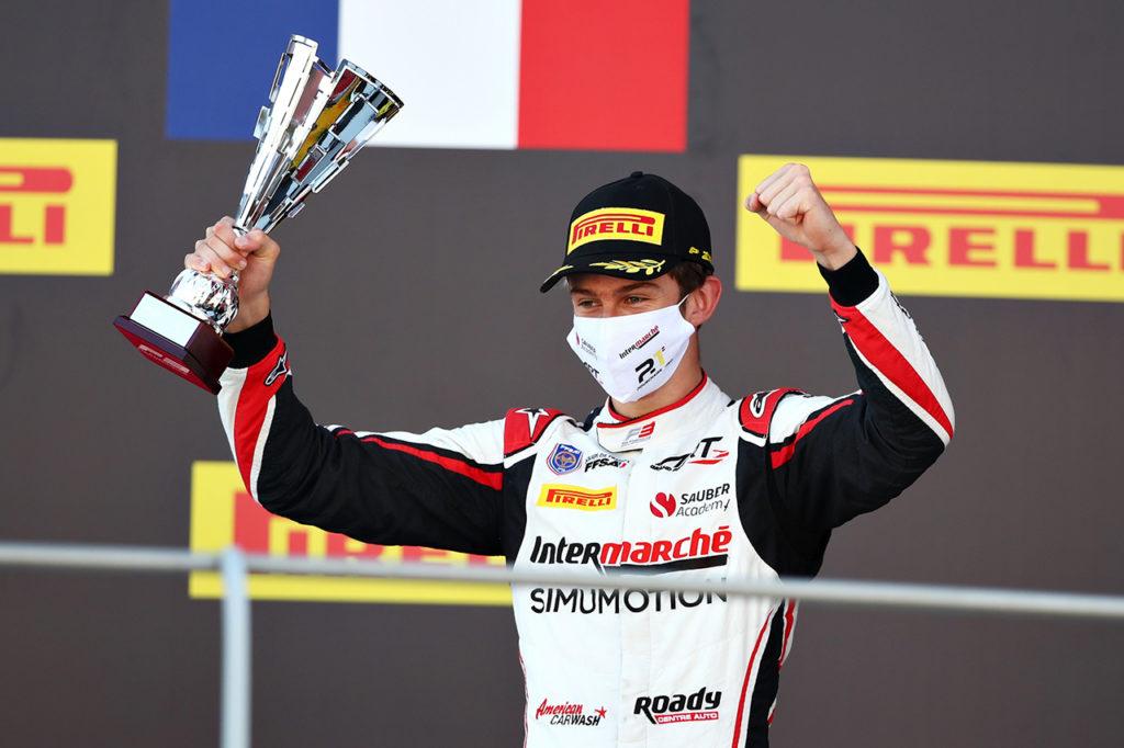 FIA F2 | ART Grand Prix promuove Pourchaire per la stagione 2021