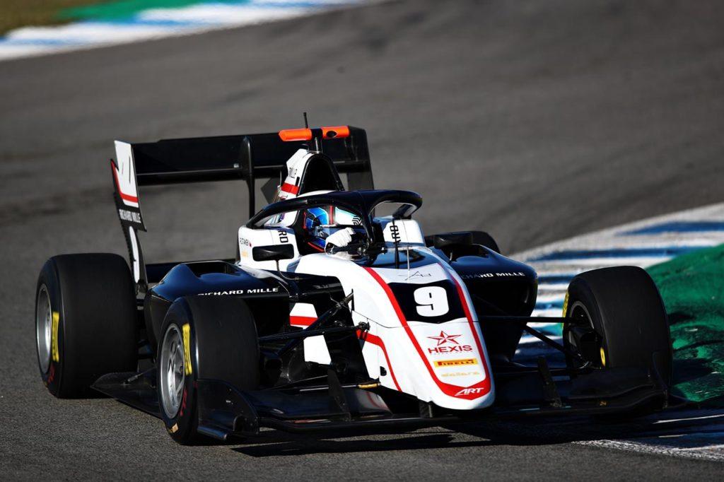 FIA F3 | Stanek completa lo schieramento di Hitech GP per il 2021