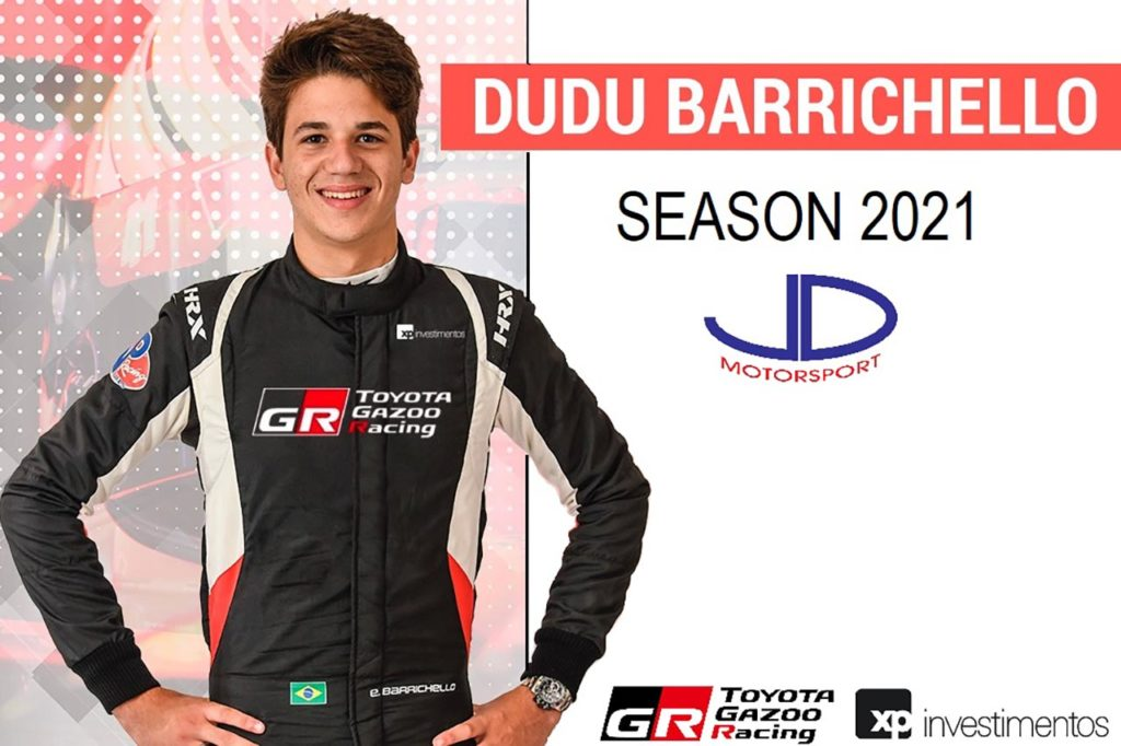 Formula Regional by Alpine | Barrichello sbarca in Europa con JD Motorsport