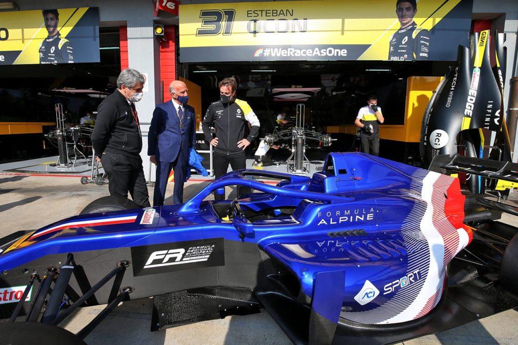 Formula Regional by Alpine | Aggiornamento dei test: anticipata Imola, ecco anche il Mugello
